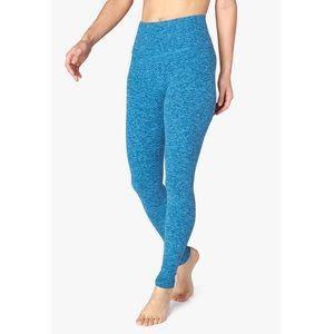 Beyond Yoga Blue Spacedye Leggings